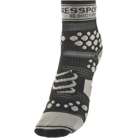 Compressport Racing V2 Trail Løbesokker grå/sort